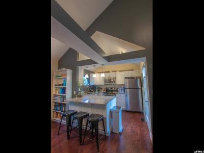 Salt Lake City Condo For Sale: 5448 S Lighthouse Rd