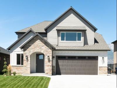 Cedar Hills Single Family Home Under Contract: 4034 W Sawgrass N