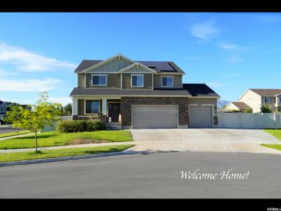Provo Single Family Home Under Contract: 2326 W 490 S