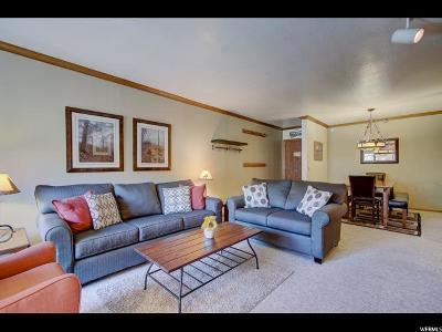 Park City Condo For Sale: 950 Park Ave #245
