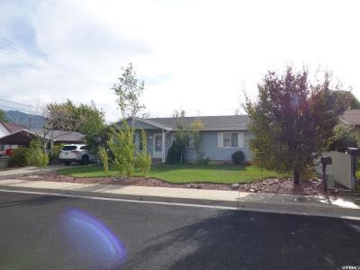 Spanish Fork Single Family Home Backup: 640 N 600 E