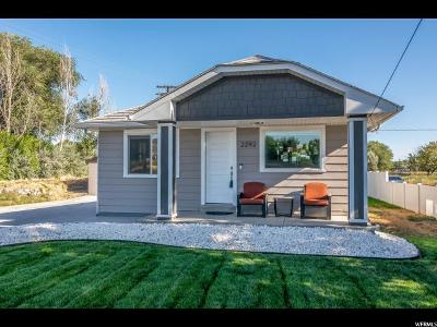 Riverton Single Family Home For Sale: 2292 W 13400 S