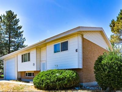 West Jordan Single Family Home For Sale: 7188 S 1975 W