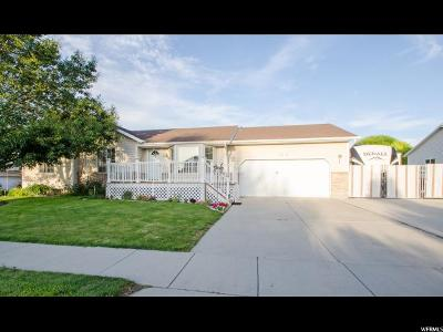 Salt Lake City Single Family Home For Sale: 6371 S Pinevalley Ln W