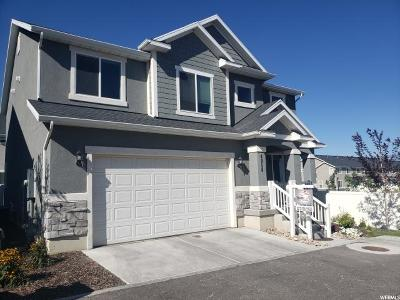 Herriman Single Family Home For Sale: 4956 W Cay Ln