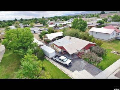 Huntington UT Single Family Home For Sale: $150,000