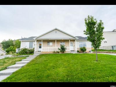 Santaquin Single Family Home Under Contract: 358 N Peach St