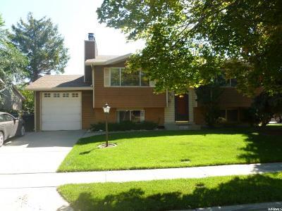 Salt Lake City Single Family Home For Sale: 5525 S Rockford St #271