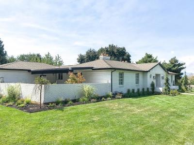 Sandy Single Family Home For Sale: 1 Parkside Ln