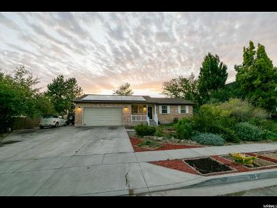 American Fork Single Family Home Under Contract: 793 N 150 W