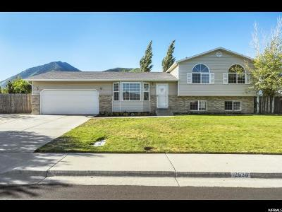 Spanish Fork Single Family Home Under Contract: 2638 E 1650 S