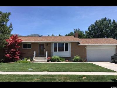 American Fork Single Family Home For Sale: 914 N 340 E