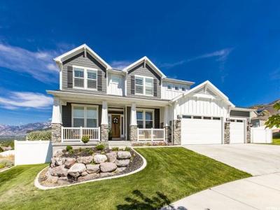 Draper Single Family Home For Sale: 14243 S Ports Cv E