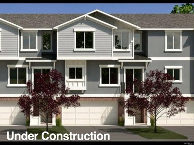 Riverton Townhouse Under Contract: 4207 W Silver Canyon Ct #238