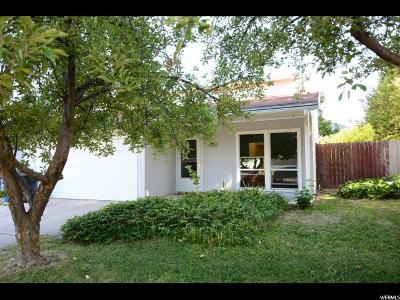 Nibley Single Family Home For Sale: 129 W 1100 N