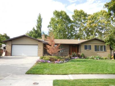 Provo Single Family Home For Sale: 231 E 4170 N