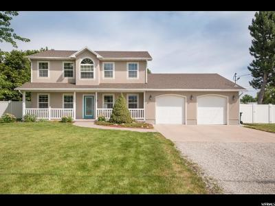 Wellsville Single Family Home For Sale: 169 W 300 S