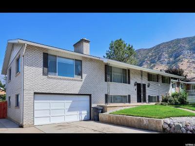 Provo Single Family Home For Sale: 825 E 2620 N