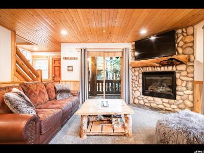 Park City Townhouse For Sale: 3988 N Timber Wolf Ln #10A