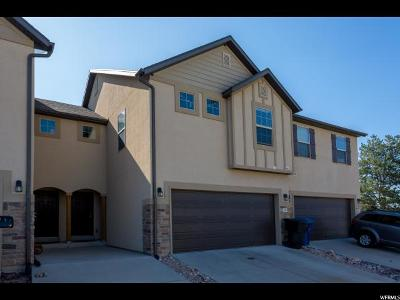 Spanish Fork Townhouse For Sale: 152 S 1800 E