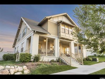 South Jordan Single Family Home For Sale: 4821 W Dock St S