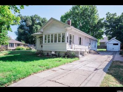 Logan Single Family Home For Sale: 354 N 300 E