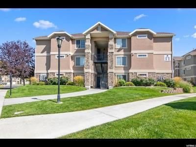 Pleasant Grove Condo Under Contract: 1261 W Dallin Dr #304