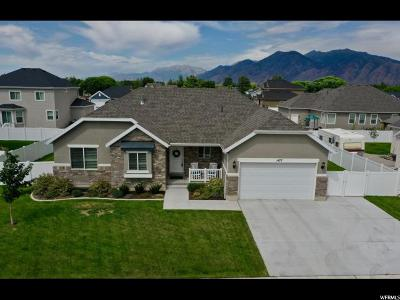 Spanish Fork Single Family Home Under Contract: 1477 E 1020 S