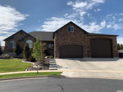 West Jordan Single Family Home Under Contract: 6057 W Sage Fork Rd S