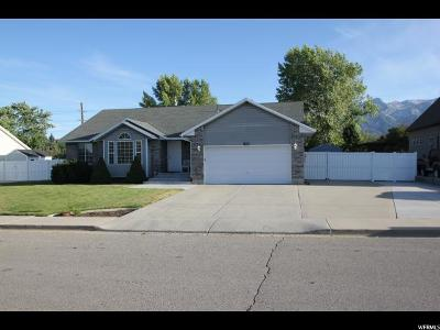 Highland Single Family Home For Sale: 4706 W Wasatch