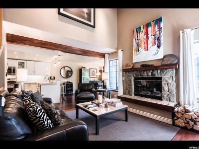 Park City Townhouse For Sale: 3084 W Elk Run Dr