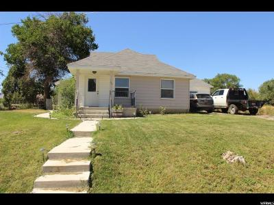 Castle Dale UT Single Family Home Under Contract: $129,000