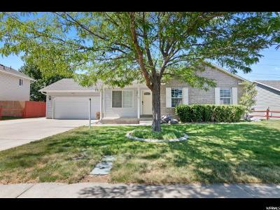 Spanish Fork Single Family Home For Sale: 731 N 1120 E