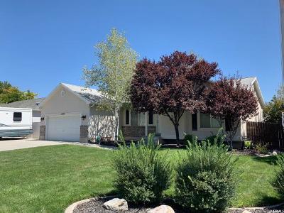 Riverton Single Family Home For Sale: 12719 S Ann Christine Ct