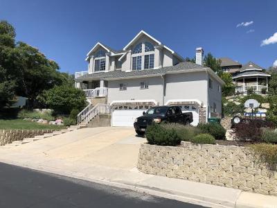 Cedar Hills Single Family Home Under Contract: 4106 W Oak Road N