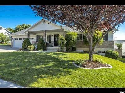 Pleasant Grove Single Family Home For Sale: 806 E 1150 N