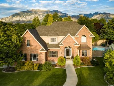 Orem Single Family Home Under Contract: 631 S 150 W
