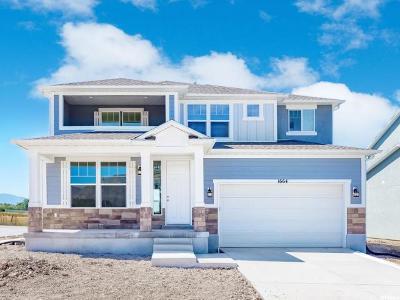 Spanish Fork Single Family Home For Sale: 1664 E Aspen Grove Dr