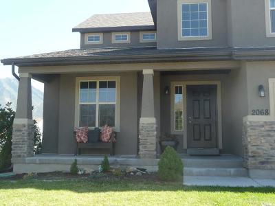 Spanish Fork Single Family Home For Sale: 2068 E 1000 S