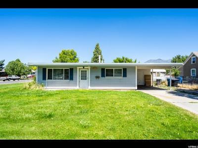 Spanish Fork Single Family Home For Sale: 515 E 800 N