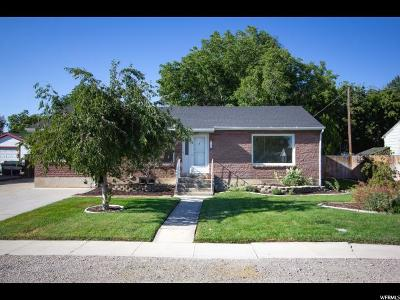 American Fork Single Family Home Under Contract: 155 E 400 S