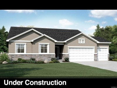 Herriman Single Family Home For Sale: 7263 W Galen Dr S #414