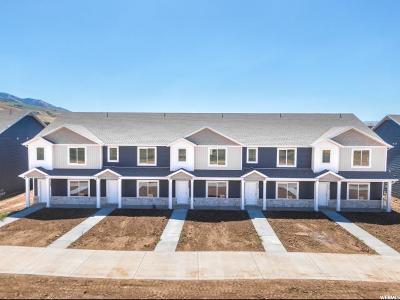 Hyrum Townhouse For Sale: 1575 E 320 S