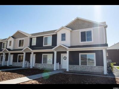 Hyrum Townhouse For Sale: 1573 E 320 S