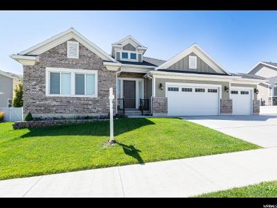 Herriman Single Family Home Under Contract: 6637 W Black Sage Dr S