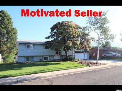 Provo Single Family Home For Sale: 2098 W 300 N