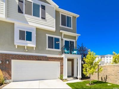 Herriman Single Family Home Under Contract: 11952 S Electra Peak Pl