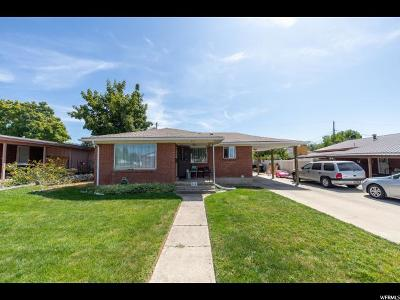 Logan Single Family Home For Sale: 518 W 600 N