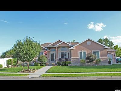 Riverton Single Family Home For Sale: 3881 W 12280 S