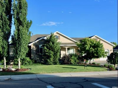 Cedar Hills Single Family Home For Sale: 4535 W Redwood Dr